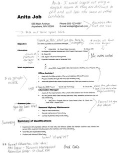 Example College Resumes Simple Sample Resumes University Career Services 2  Httpwww.jobresume .
