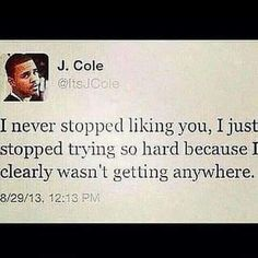 J Cole Lyrics Quotes About Love : ... quotes cole s quotes celebrity quotes quotes humor j cole quotes