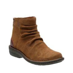 c6cc6c7a985 Avington Swan Tan Combi Suede womens-ankle-boots Brown Ankle Boots