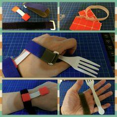 Wrist extent universal cuff