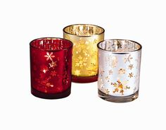 PartyLite's SnowFlake Tealight Trio combines traditional season colours with the glitter of snowflakes in a golden light. The perfect accessory for a classy and bright Christmas. Be inspired by our latest catalogue. Contact your local Consultant or view it online at www.partylite.com.au