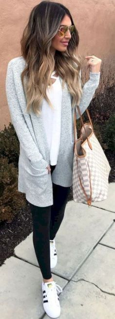 Trending spring outfits ideas to fill out your style (60)
