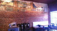 A chic winery boutique in downtown Elkin. Great place to taste wines and enjoy food with friends.