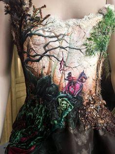 Les robes incroyables de Sylvie Facon 2Tout2Rien