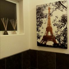 Paris Bathroom. This Is Above Our Jetted Tub In The Master Bath.