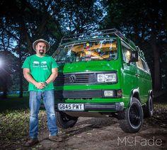 Happy Camper - Phils VW Camper Van-25
