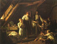 Paintings Waldmuller, Ferdinand Georg