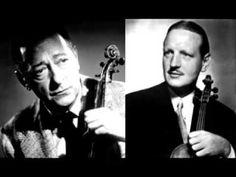 ▶ Jascha Heifetz - Handel-Halvorsen Passacaglia - YouTube