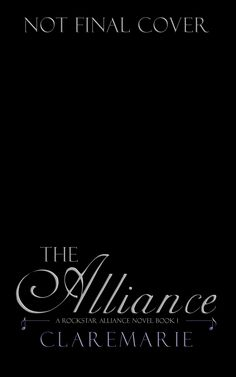 #TheRockstarAllianceSeries. The Alliance Book 1.  One Continuous Rockstar Timeline. Fourteen Surrounded By Fame. Seven Bonded Brothers. Seven Female Best Friends.  #ClareMarie #TheAlliance #Ivy&Kayden #TheRockstarAllianceSeries #DenyMe #Love #Fame #Friendship #Brotherhood #Sisterhood #Loyalty