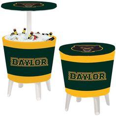 Baylor Bears Four Season Event Cooler - Design C. Visit SportsFansPlus.com for details.