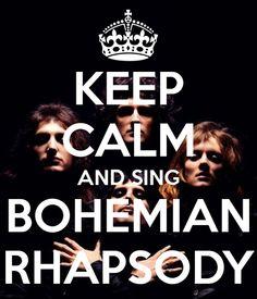 Sing Bohemian Rhapsody