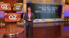 Dr. Oz Breaks His Silence: Dr. Oz addresses the 10 doctors who signed the headline-grabbing letter calling for Columbia University to fire him.