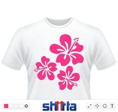 hibiskusmuster