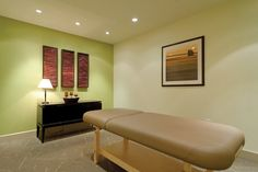 Massage room at The Residences at Vinings Mountain