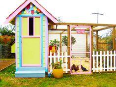 home garden le design du poulailler
