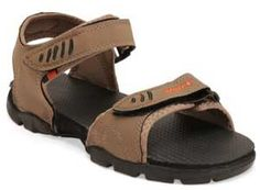 Sparx Brown Floater Sandals At Rs.428