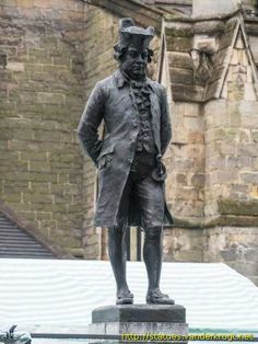 Lichfield /  James Boswell