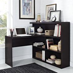 Altra Furniture Trilium Way Sit/Stand L-Shaped Desk
