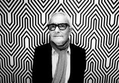 geometric Vidal Sassoon photograph