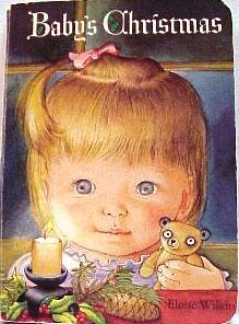 Eloise Wilkin - baby's christmas