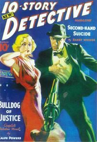 10-Story Detective Magazine (Pulp) Movie Posters From Movie Poster Shop