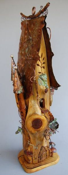 I want some of these soooo bad!!! BEAUTIFUL!!!!! Just stunning in real life! #birdhouses