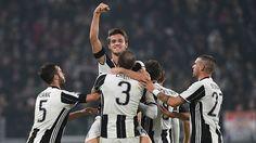 Cuplikan Gol Liga Champions Juventus vs Dinamo Zagreb 2-0