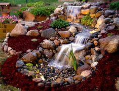 Just-A-Falls Pondless Waterfall Kit - Medium