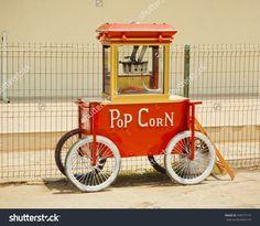 "CARAMEL CORN Concession 12/"" Decal  popcorn machine cart trailer stand sticker"