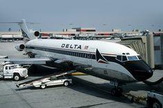 22048 Boeing 727-232 N535DA Delta Airlines Atlanta Hartsfield Airport by emdjt42, via Flickr