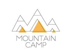 """Check out new work on my @Behance portfolio: """"Mountain Camp"""" http://be.net/gallery/45755613/Mountain-Camp"""