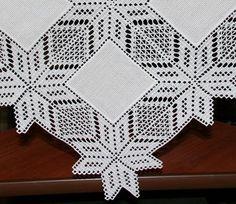 Advanced Embroidery Designs - FSL Crochet Applique Winter Star Set