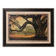 Two Oaks Framed Art Print at Kirkland's