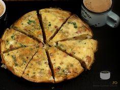 Omleta taraneasca la cuptor