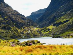 Gap of Dunloe, killarney ireland