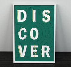 Hey, I found this really awesome Etsy listing at https://www.etsy.com/listing/540357058/discover-prints-motivational-poster