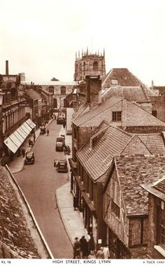 High Street, Kings Lynn