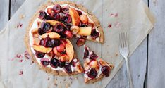 To Win Over a Crowd, Bake This Summer Stone Fruit Tart - Food & Drink - Rip & Tan