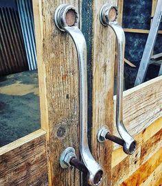 Ringschlüssel Kreativ mit Werkzeug