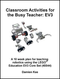 38 best lego mindstorm images on pinterest lego mindstorms damien kee lego nxt resources a huge range of links and resources for integrating lego robotics into the classroom a robotics in education mailing list fandeluxe Gallery