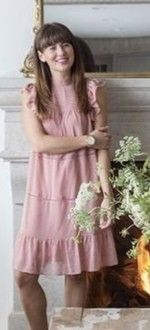Jillian Harris, Peplum, Tops, Women, Fashion, Moda, Fashion Styles, Veil, Fashion Illustrations