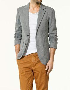 Zara grey blazer you will be mine