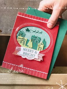 "Laura Milligan, Stampin' Up! Demonstrator - I'd Rather ""Bee"" Stampin!: Holiday Catalog!"