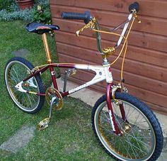 Fox Racing Logo, Bmx Racing, Vintage Bmx Bikes, Retro Bikes, Vintage Toys 1970s, Bmx Cruiser, Best Bmx, Bmx Freestyle, Fixed Gear Bike