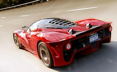 Ferrari P4/5, a one off designed by Pininfarina and built by Ferrari for James Glickenhause private collection