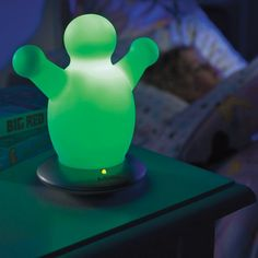 Mobi TykeLight GloMate Carry Along Nightlight- great for the one who is scared of the dark.