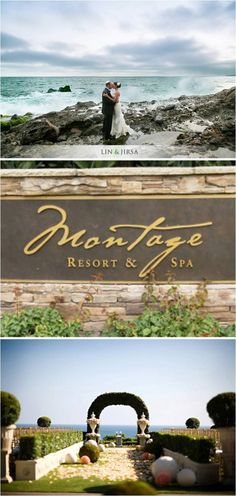 FAVORITE WEDDING VENUES: MONTAGE LAGUNA BEACH http://intertwinedevents.com/blog/