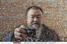 Mosaic of Images in tribute and support.