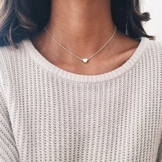 Tiny Heart Choker Necklace for Women gold Silver Chain Smalll Love Necklace Pendant on neck Bohemian Chocker Necklace Jewelry New Tiny Heart Choker Necklace for Women Chain Heart Shape Pendant Necklace Gift Ethnic Pendant Bohemian Choker Necklace Chocker Necklace, Love Necklace, Chokers, Neckline Necklace, Necklace Charm, Letter Necklace, Simple Necklace, Short Necklace, Dainty Necklace