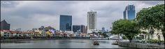 Singapore River – Boat Quay View
